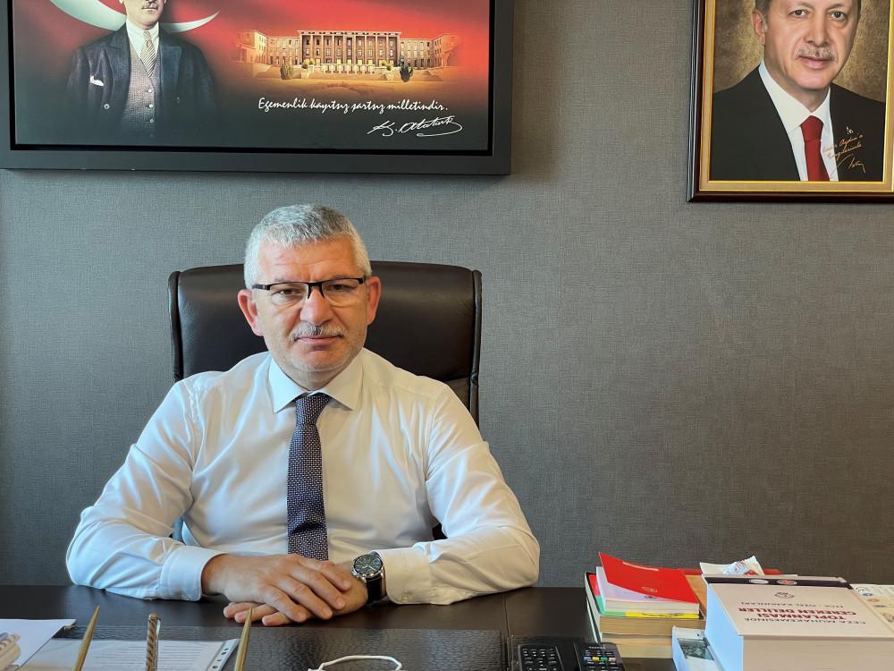 Milletvekili Aydın, Basın Bayramını kutladı